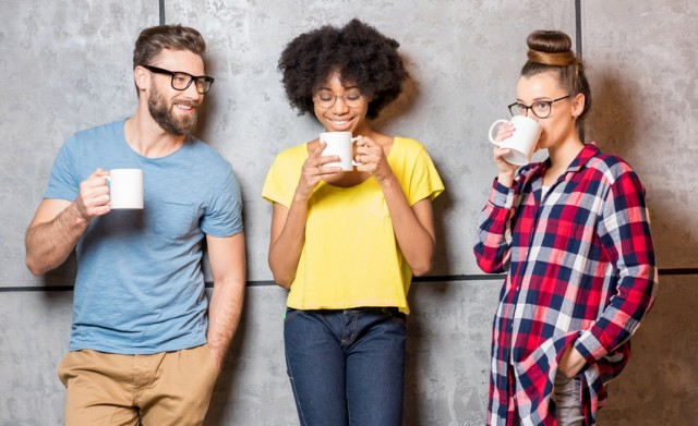 Good Coffee: The Fastest Way to an Employee's Heart